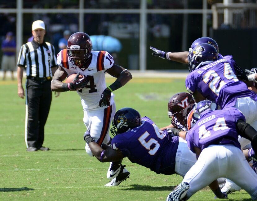 ECU Film Study: Terry Williams is the key to ECU's defense