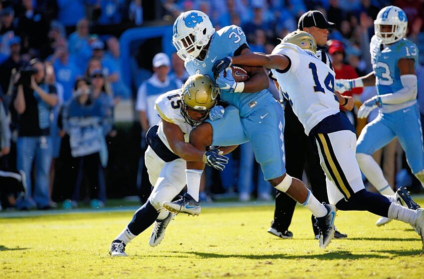 ACC Standings: UNC keeps pace with Virginia Tech atop Coastal
