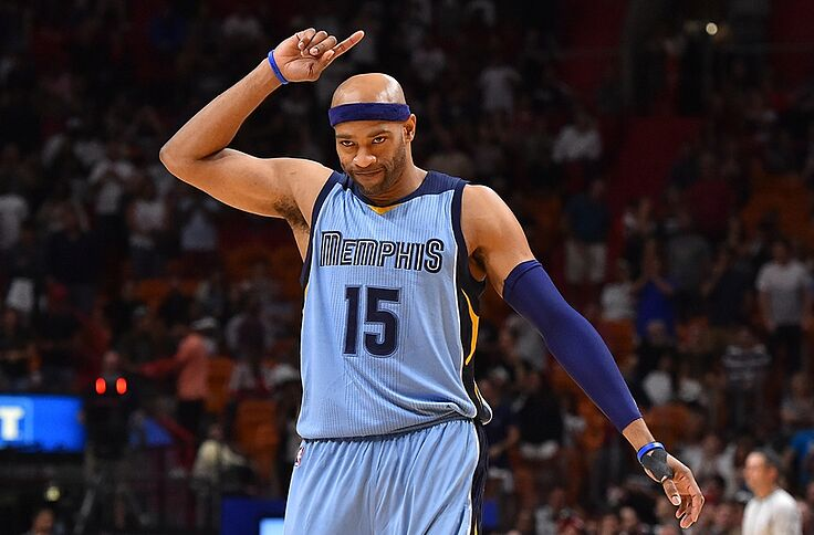 outlet store beb54 98306 UNC in the NBA: Vince Carter passes Allen Iverson on all ...