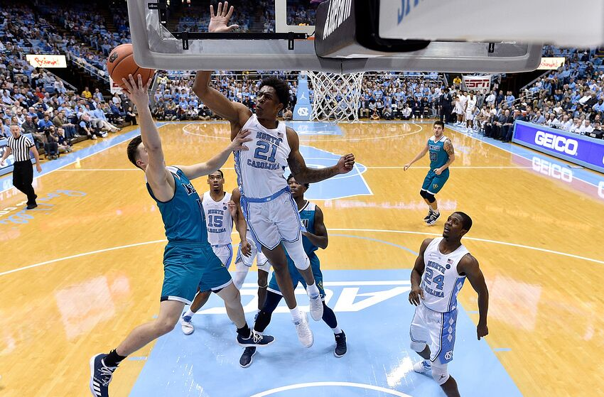 UNC Basketball: Sterling Manley 2018-19 Season In Review