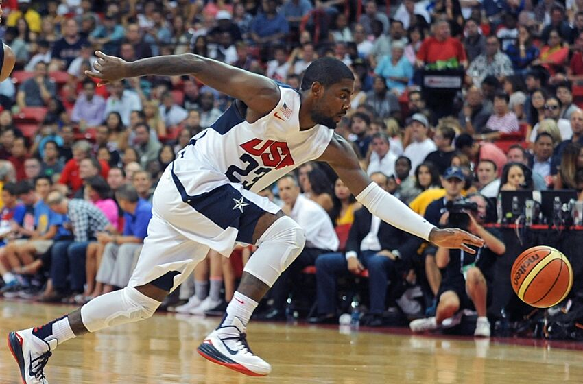 cd742a7fc293 Kyrie Irving Named 2014 USA Basketball Male Athlete Of The Year