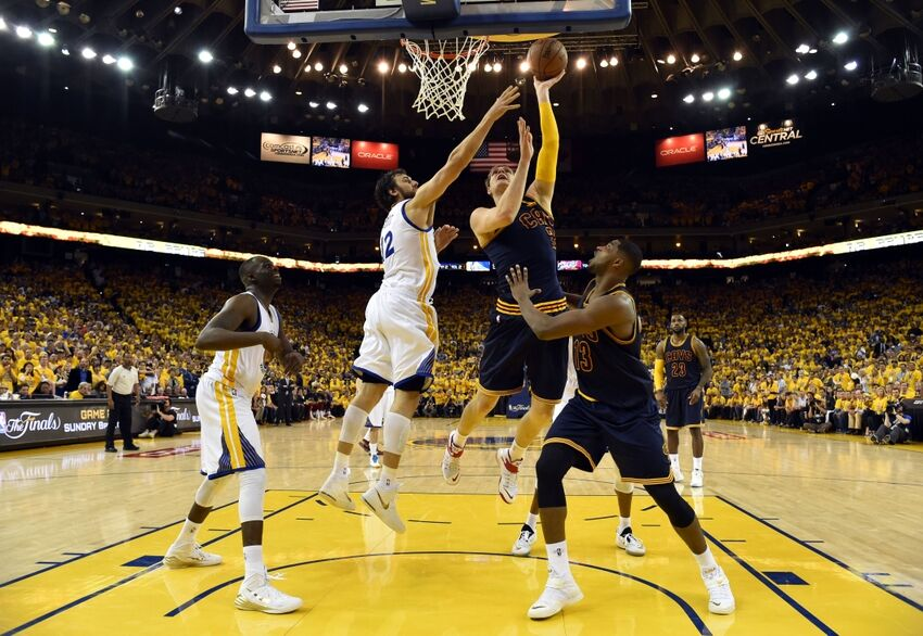 NBA Finals: 1 Play Changed Game; Series?