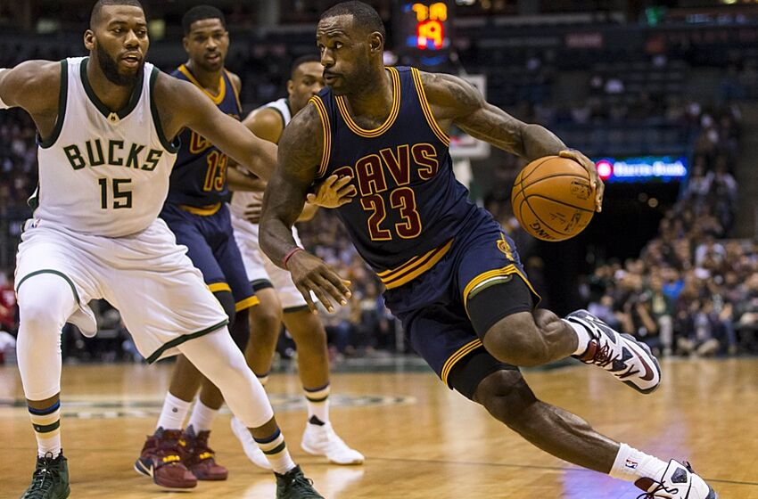 3cdd38704559 Cavs Vs Bucks  5 Things We Learned
