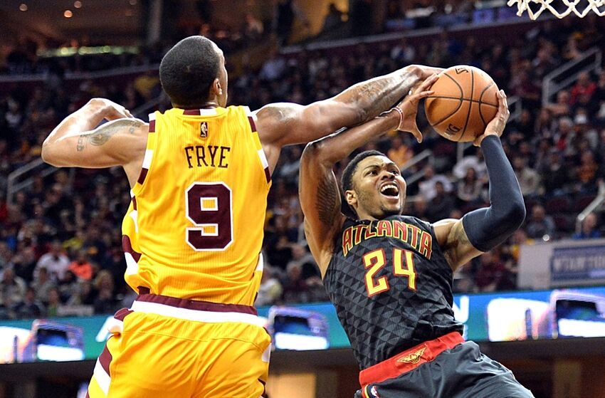 1874ac37a Channing Frye Will Be Cavaliers  Biggest Threat Off The Bench