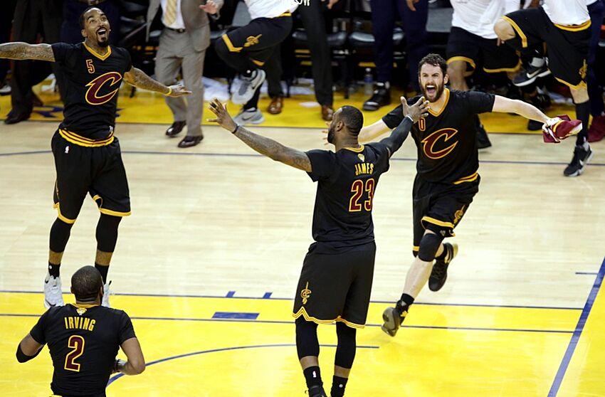 4af09047e5bf Cleveland Cavaliers  Every Record Broken In Historic Playoffs