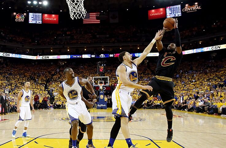 huge discount bed8c 68851 NBA Finals Game 5: 7 Things We Learned