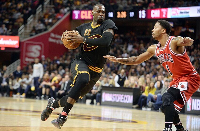 7a1659baa11 Throwback Thursday  LeBron James  Old NBA 2K Ratings