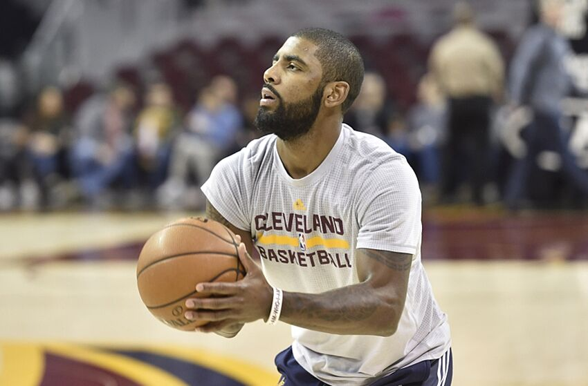 91b18ceda81 Cleveland Cavaliers  Kyrie Irving Is NOT Overrated