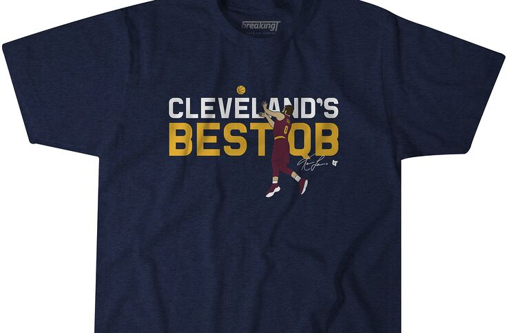 best service 971f3 57844 Cleveland Cavaliers fans need this Kevin Love t-shirt