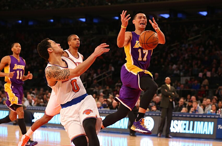Lakers News  Byron Scott Not Pleased With Jeremy Lin s Play a332879a3