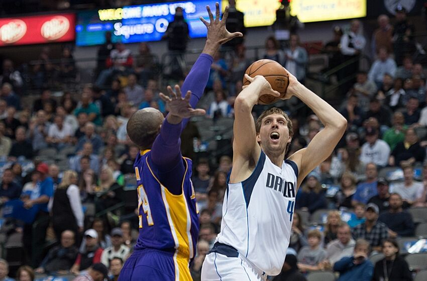lakers vs mavericks - photo #42