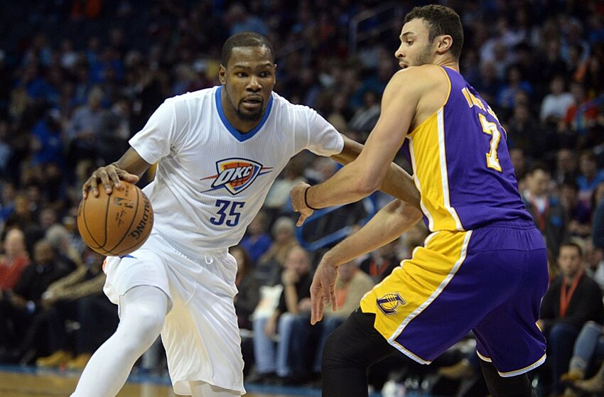 2fa0ae8d8bd8 Lakers Free Agency Targets  Kevin Durant Wants to Be Courted