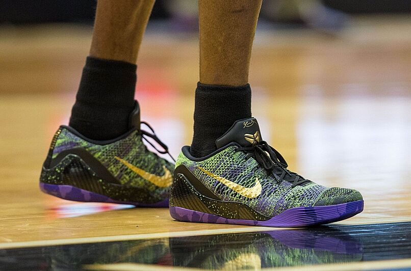 a7091dd93a30 Lakers  Nike to Release Kobe XI  Mamba Day  Shoe on NikeiD