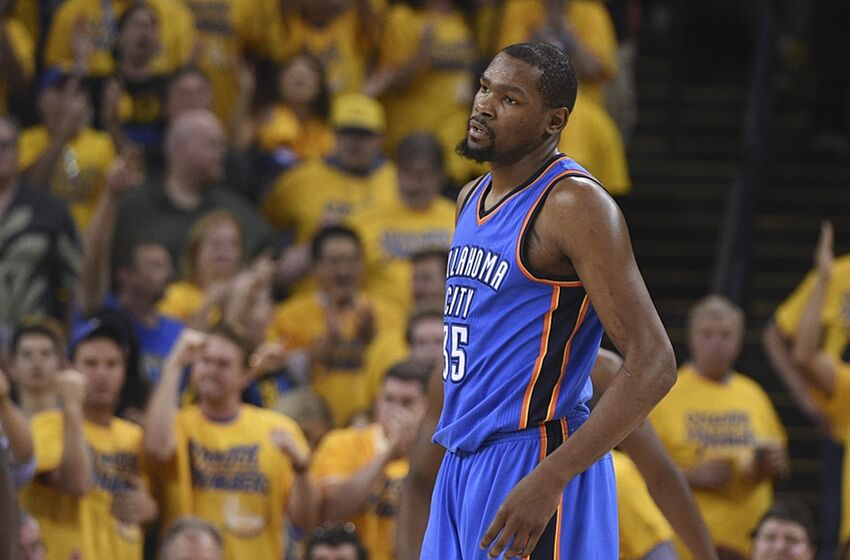 9da9a8537 Lakers  Kevin Durant Not Ready to Talk About Free Agency Yet