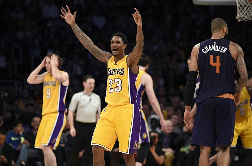 b3a639d790b Lakers  3 Reasons the Lakers Should Trade Lou Williams Now