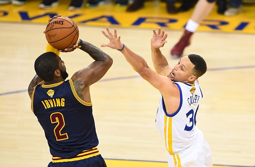 2481e43ce08b Lakers  Kyrie Irving Credits  Mamba Mentality  After NBA Finals