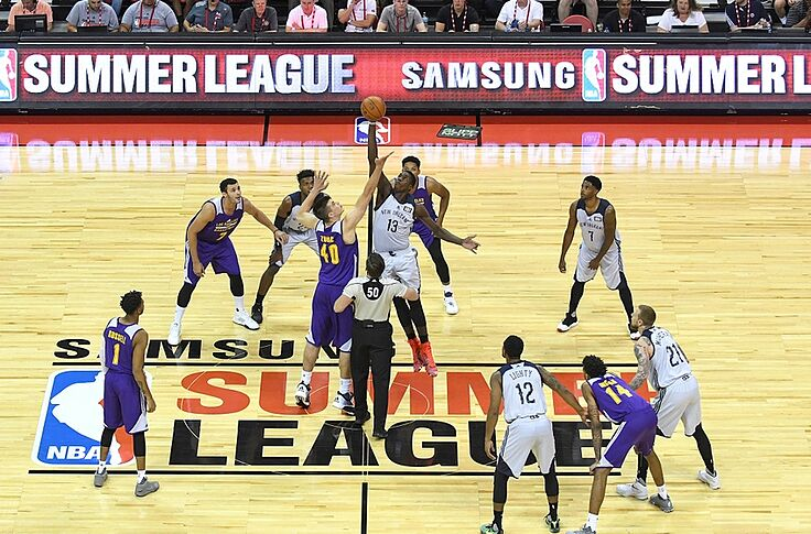 Lakers vs 76ers Live Stream: Watch Summer League Online