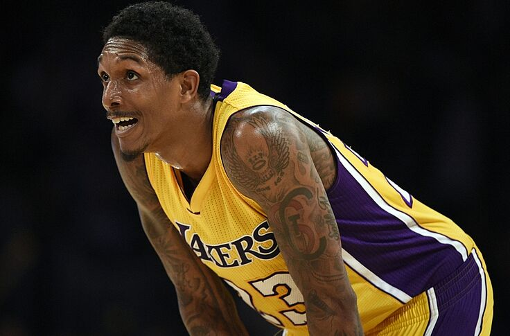sports shoes 03ae1 1f46d Lakers: Where Does Lou Williams Fit With This Roster?