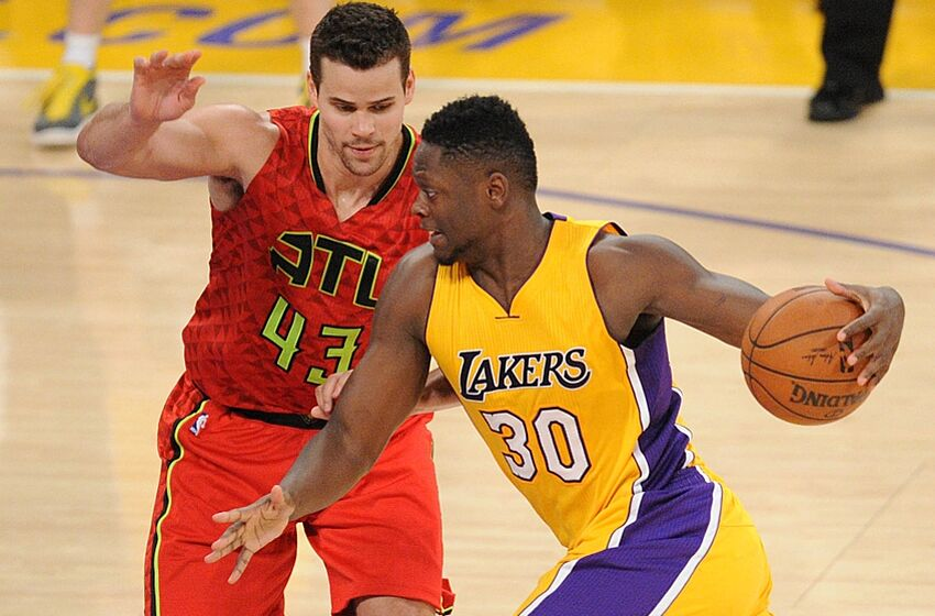 ec6c7e3e1424 Lakers vs Atlanta Hawks Preview  First Back-to-Back For New Look Lakers