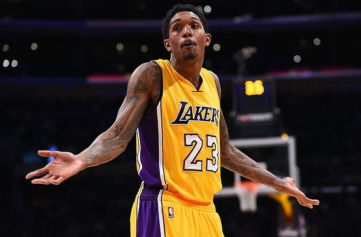 brand new 963d9 36d5b Lakers Trade Rumors: Lou Williams Can Net LA a First-Rounder