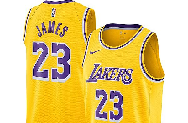 4fa9e1a16 Fanatics. Fanatics. Los Angeles Lakers  Luke ...