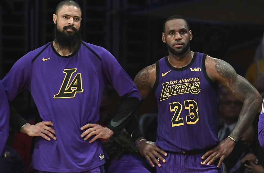 0289d280f1a Los Angeles Lakers: Tyson Chandler breaks down reasons for struggles