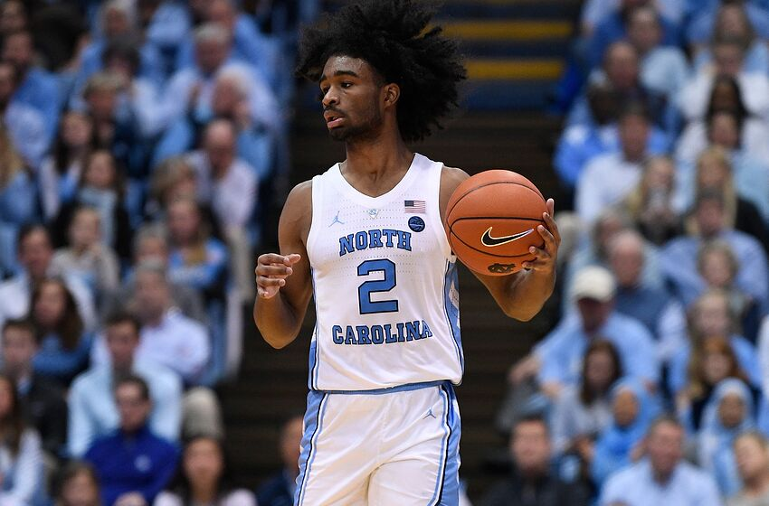 b1f1a7081b9 Los Angeles Lakers select Coby White in latest NBA Mock Draft