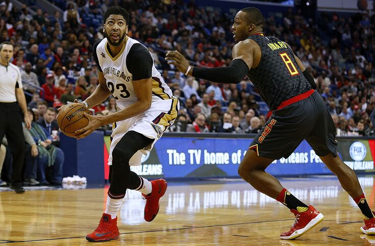 Lakers Rumors Anthony Davis Played A Part In Dwight Howard