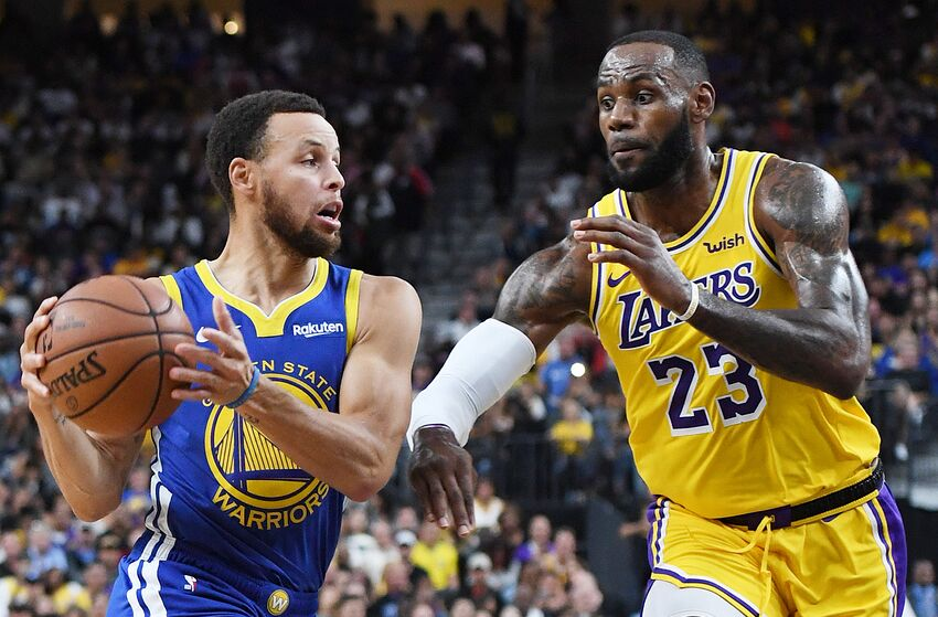 8ad167511e30 Los Angeles Lakers  LeBron James moves atop jersey sales