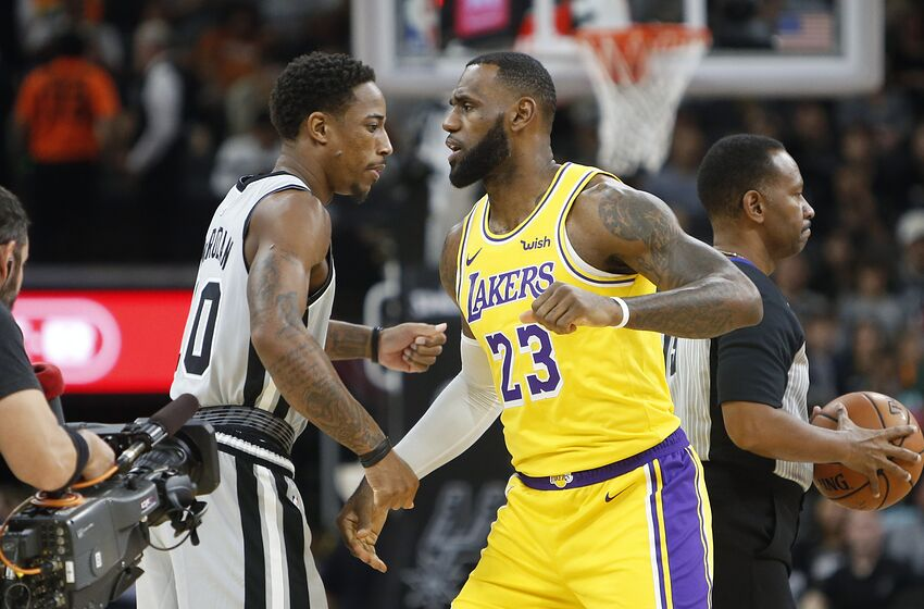 afb844b0bf2 Los Angeles Lakers vs San Antonio Spurs  Game 24 preview