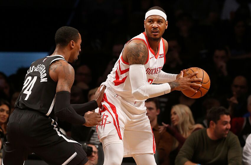 f55aa62ac Lakers Rumors  Los Angeles has no interest in Carmelo Anthony