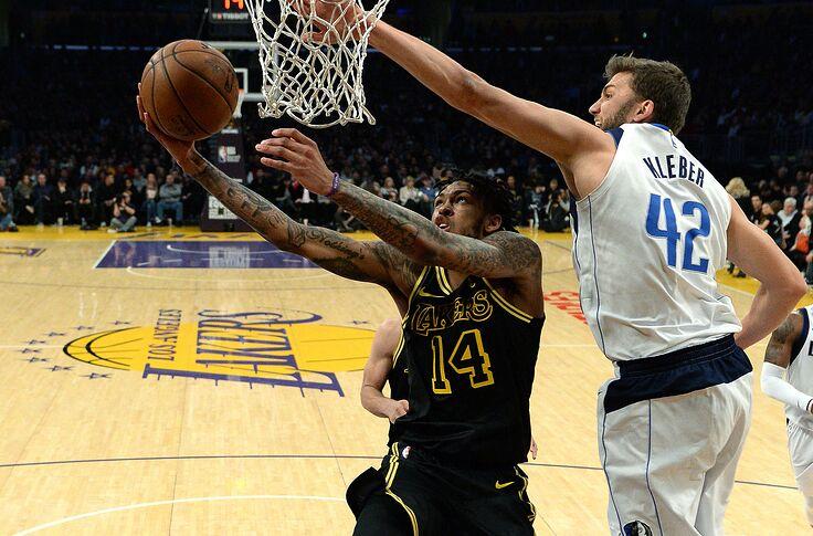 Los Angeles Lakers Vs Dallas Mavericks Game 8 Preview