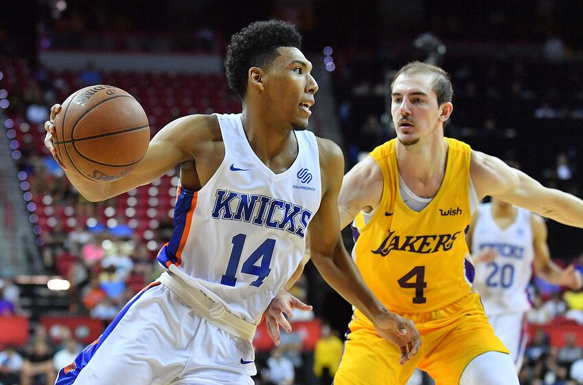 e6ab3f18500 Los Angeles Lakers clinch No.1 seed in Las Vegas Summer League