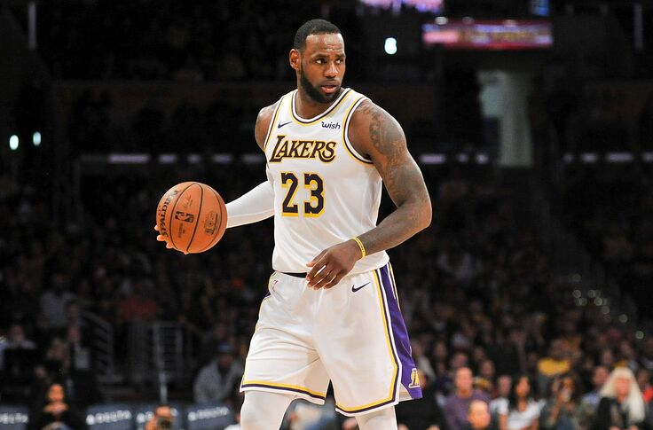 Lebron Lakers >> Los Angeles Lakers Abdul Jabbar Asserts Lebron Is An All