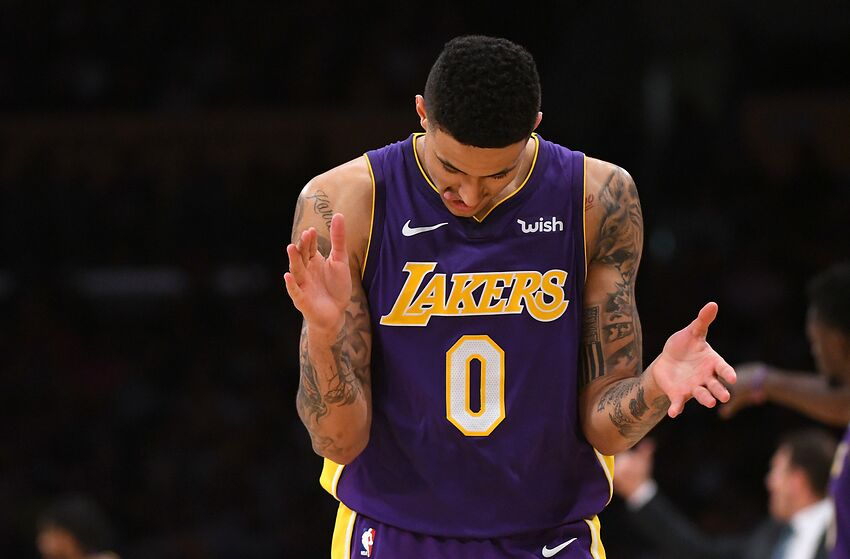 d0f015ecbd8 Los Angeles Lakers: Channing Frye raves about Kyle Kuzma's potential