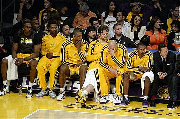 510e02d0517 Los Angeles Lakers: Pained Lakers Suffer Historic Home Loss, Down 3-0