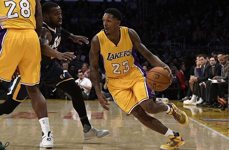 cheap for discount dc378 66901 Lou Williams continues to shine despite losses in Los Angeles