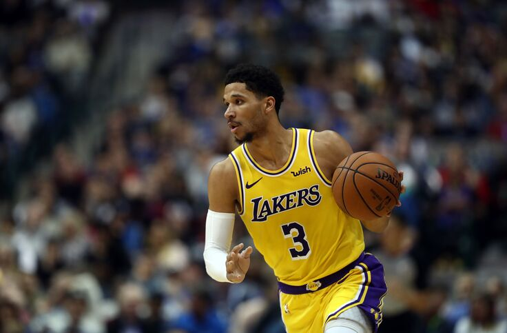 another chance d218a fe232 Los Angeles Lakers: Don't get mad at Josh Hart, he is right
