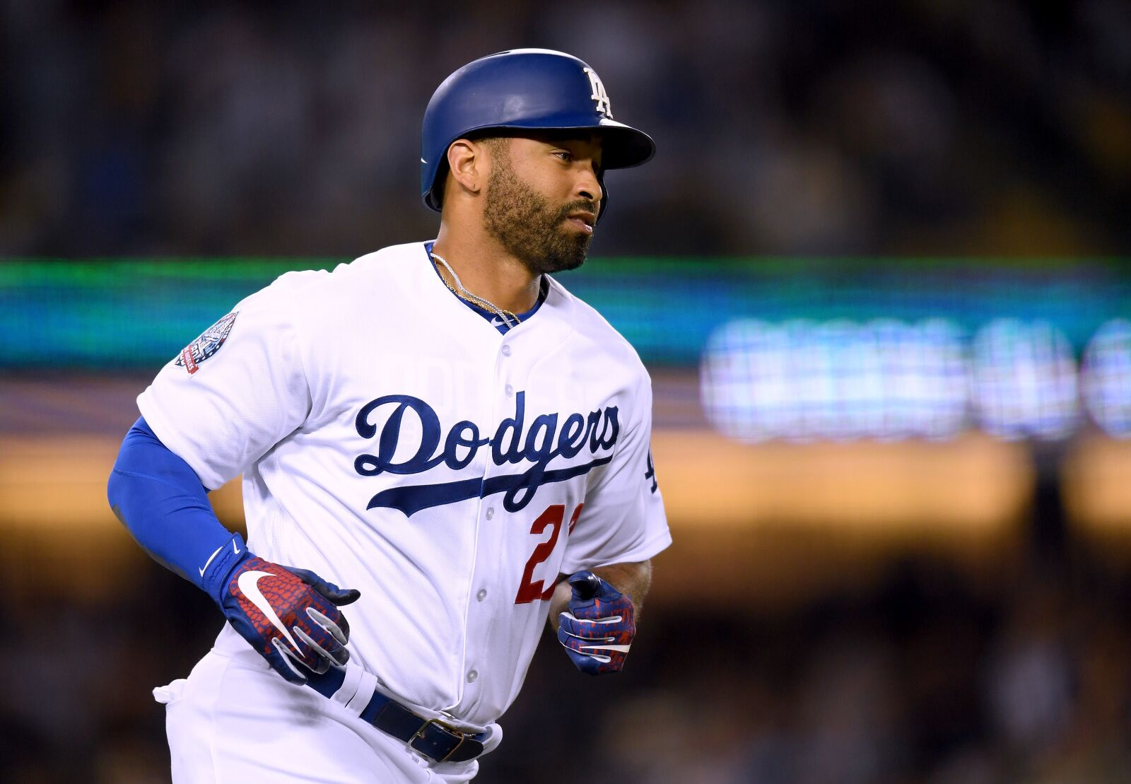 Los Angeles Dodgers Keeping The Momentum Rolling Against