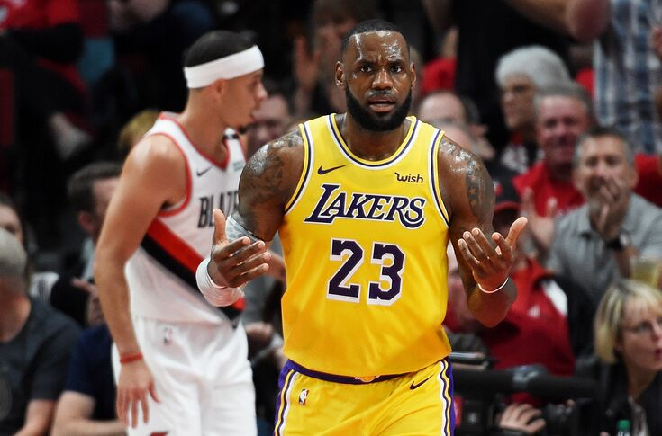 619238eac9a63 Los Angeles Lakers  The perfect cheap signing to make this offseason ...