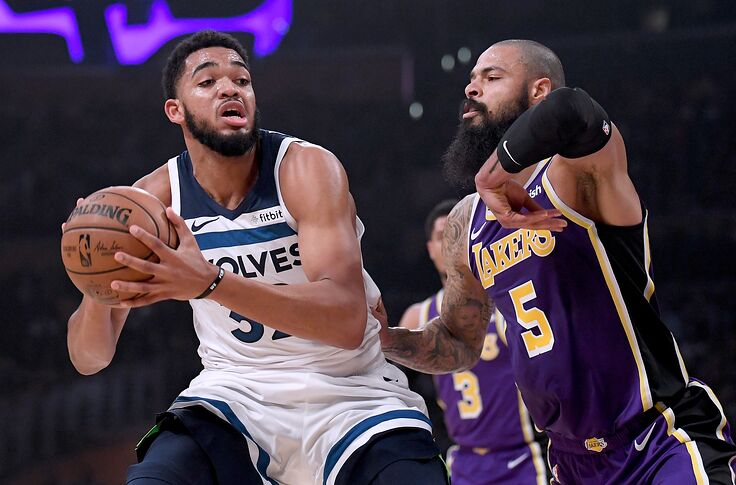 01b37742c69 Los Angeles Lakers: Don't overreact to Tyson Chandler's impact