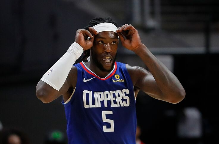 uk availability 661b3 95a96 Los Angeles Clippers: Montrezl Harrell will outclass DeAndre ...