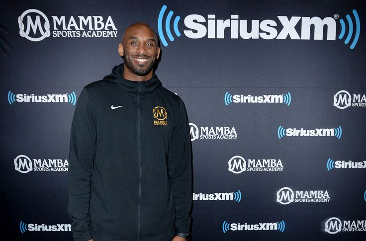 Los Angeles Lakers Kobe Bryant On The All Decade Third Team