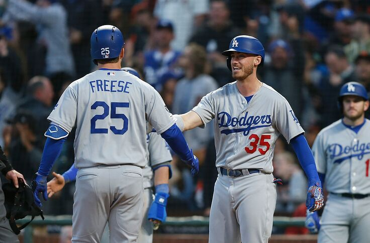 27233ef42 Los Angeles Dodgers  April in review — the good