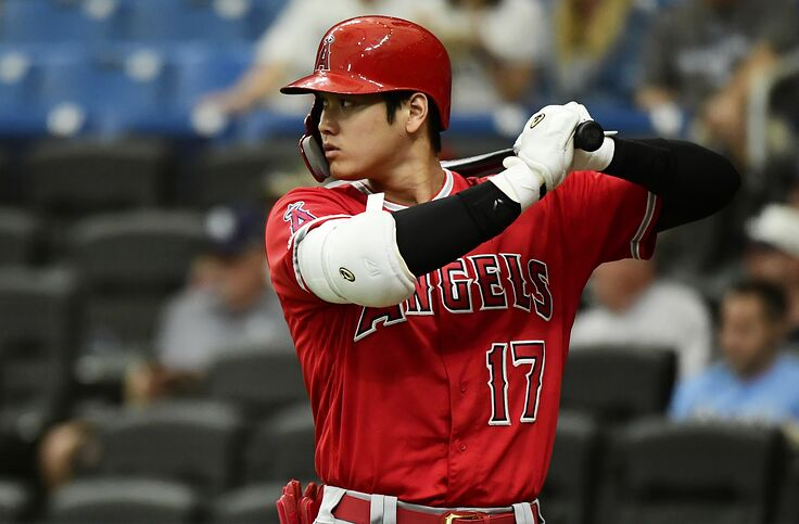 3299429c Los Angeles Angels: Shohei Ohtani is proving us wrong