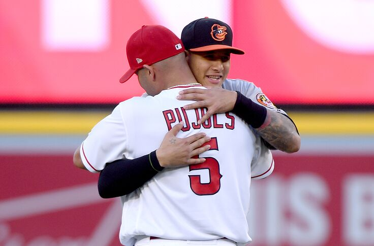 Los Angeles Angels could be the mystery team in on Machado, Harper