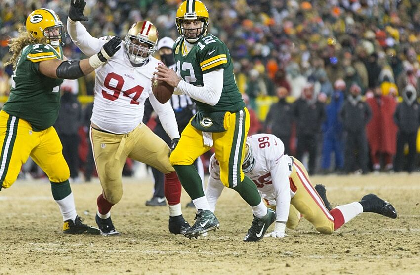 Green Bay Packers Mailbag  The First Edition 1631d21ca