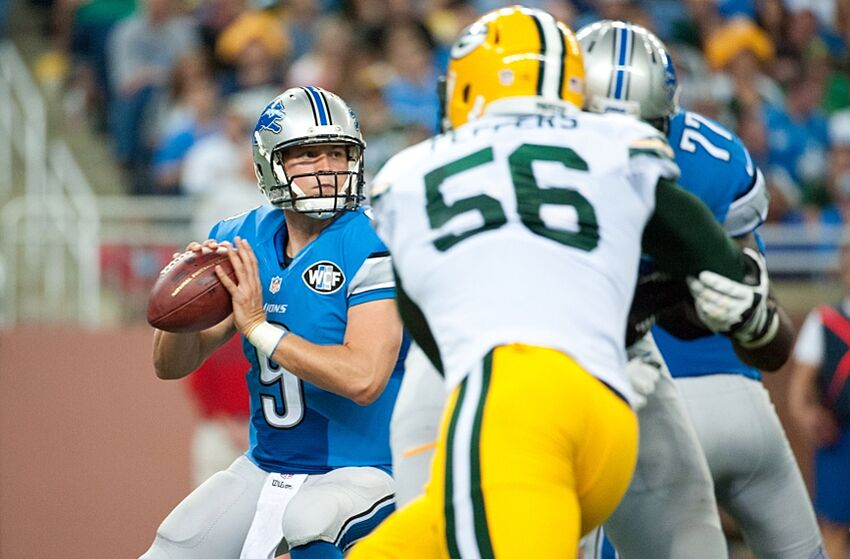 6ad4b7df6 Green Bay Packers vs. Detroit Lions not flexed by NBC