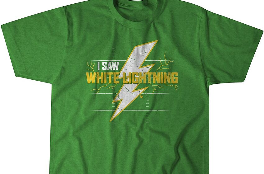 c674ccc1f Green Bay Packers fans can remember Jordy Nelson with this  White  Lightning  t-shirt