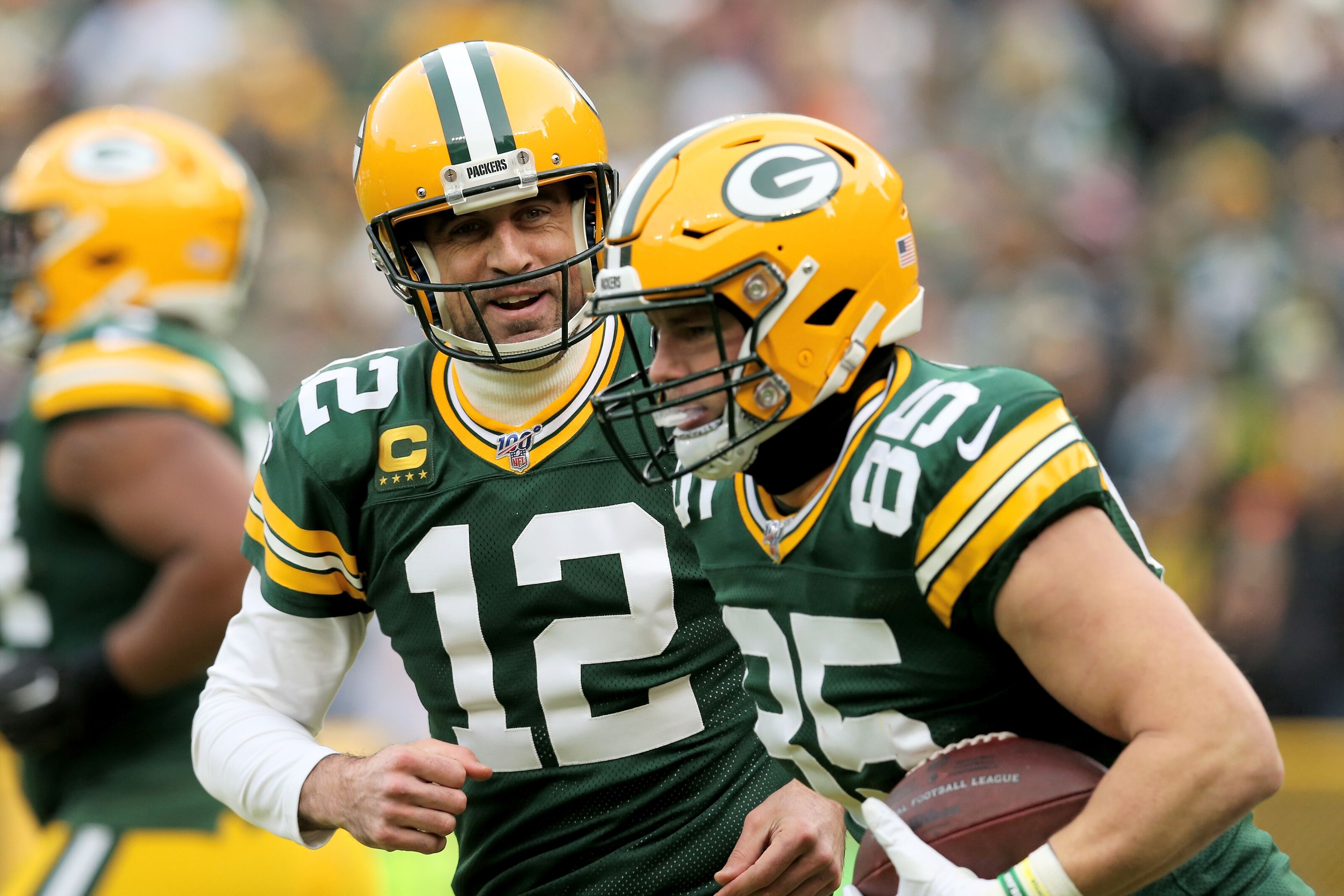 Packers hold on for important victory against Redskins in Week 14